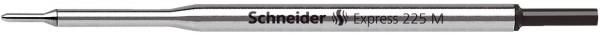 Schneider Kugelschreiber-Großraummine Express 225 - M, schwarz (dokumentenecht)