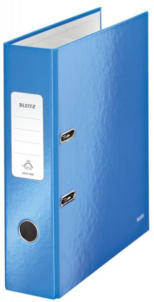 Leitz 1005 Ordner WOW A4 - 80 mm, blau metallic