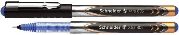 Schneider Tintenroller Xtra 805 - 0,5 mm, blau