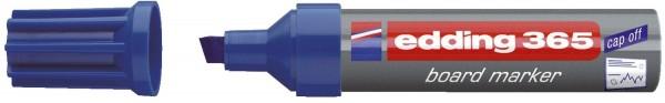 Edding 365 Boardmarker - nachfüllbar, 2 - 7 mm, blau