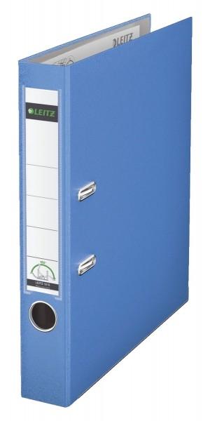 Leitz 1015 Ordner Plastik - A4, 52 mm, hellblau