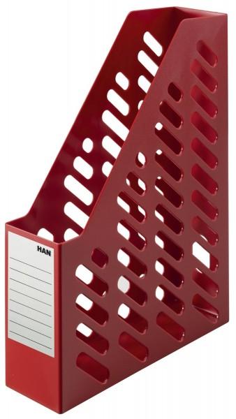 HAN Stehsammler KLASSIK - DIN A4/C4, rot