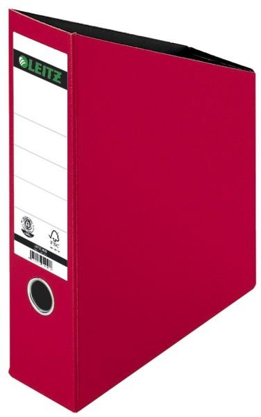 Leitz 2423 Stehsammler, A4, Hartpappe, rot