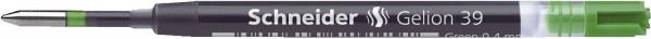 Schneider Gel-Tintenrollermine Gelion 39 - 0,4 mm, grün