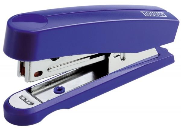 Novus® Heftgerät (Büro) B10 - Professional blau, 15 Blatt, 38 mm, blau