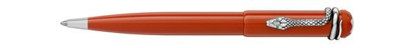 Montblanc Kugelschreiber Heritage Collection Rouge et Noir Special Edition