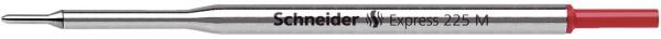 Schneider Kugelschreiber-Großraummine Express 225 - M rot (dokumentenecht)