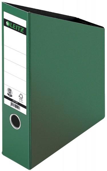 Leitz 2423 Stehsammler, A4, Hartpappe, grün