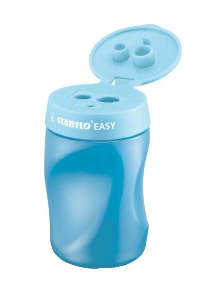 Stabilo® Ergonomischer Dosenspitzer 3-fach - EASYsharpener, pink, L