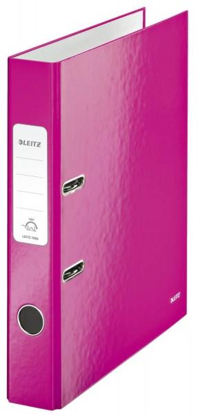 Leitz 1006 Ordner WOW A4 - 50 mm, pink metallic