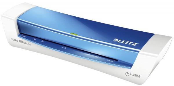 Leitz Laminiergerät iLAM Home Office A4, 80-125 mym, blau