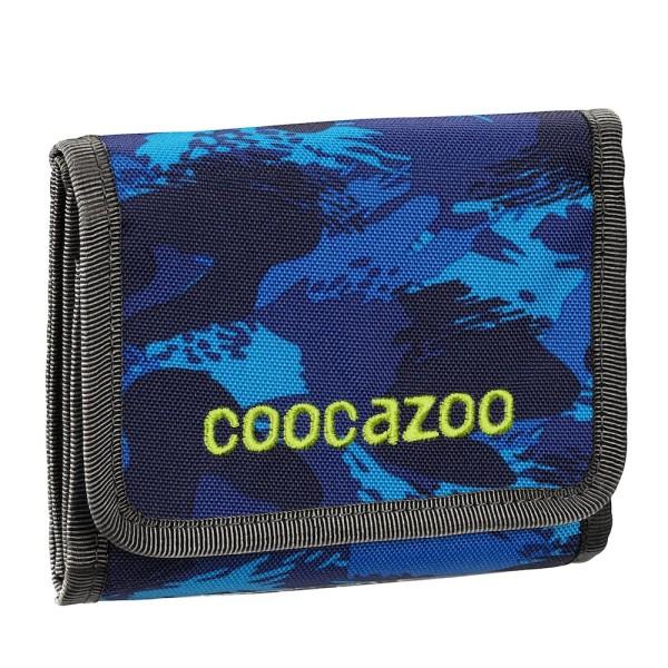 "Coocazoo Geldbeutel ""CashDash"", Brush Camou"