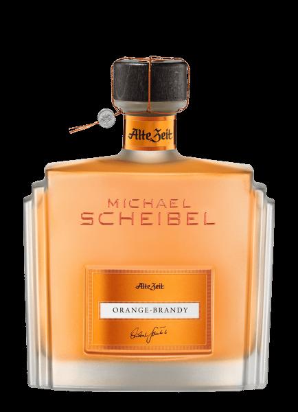 Brennerei Scheibel Alte Zeit Orangen Brandy
