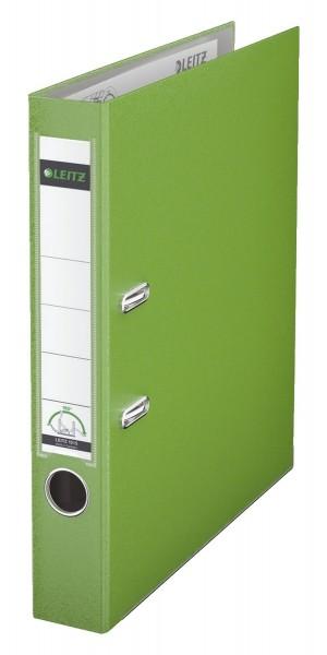 Leitz 1015 Ordner Plastik - A4, 52 mm, hellgrün