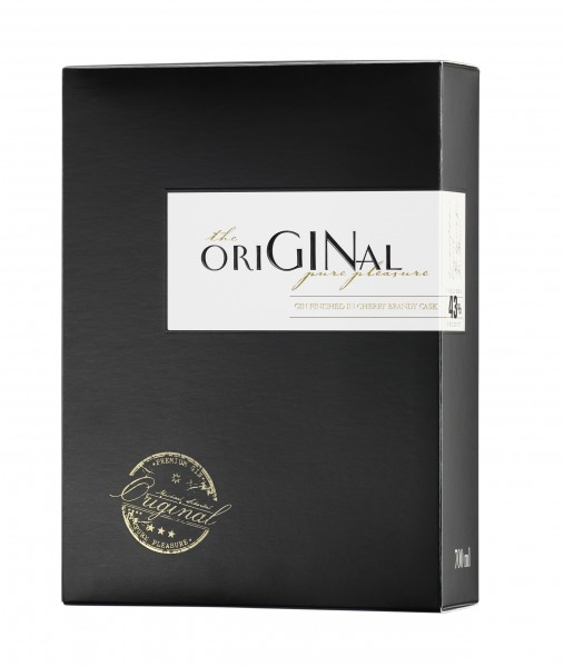 Brennerei Scheibel Geschenkhülle OriGINal