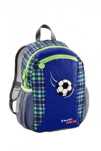 "Step by Step Junior Kindergartenrucksack ""Talent"", Football"