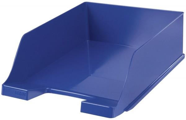 HAN Briefablage KLASSIK XXL, DIN A4/C4, extra hohe Ausführung, blau