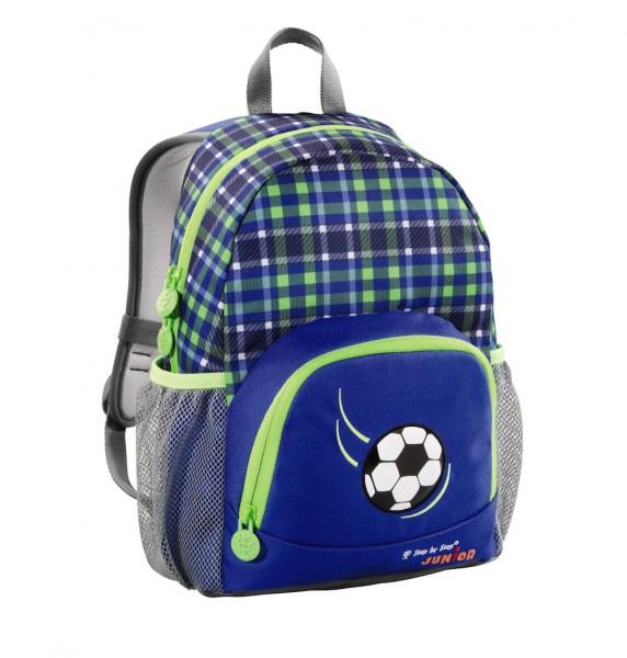 "Step by Step Junior Kindergartenrucksack ""Dressy"", Football"