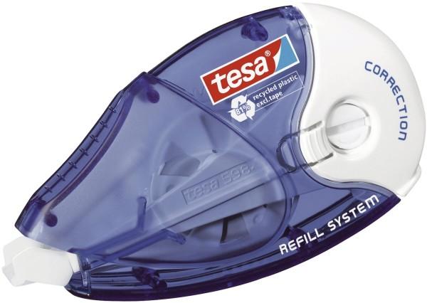 tesa® Korrekturroller Roller Korrigieren ecoLogo, 4,2 mm x 14 m