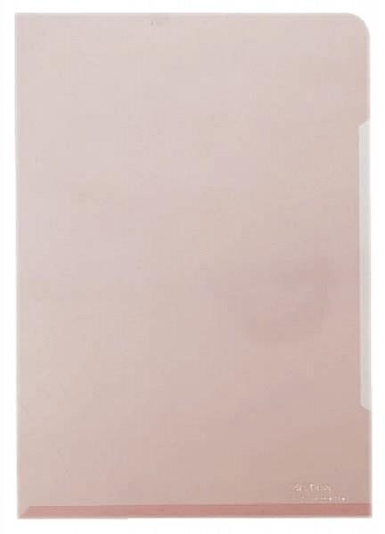 Leitz 4153 Sichthülle Super Premium, A4, PVC, dokumentenecht, rot
