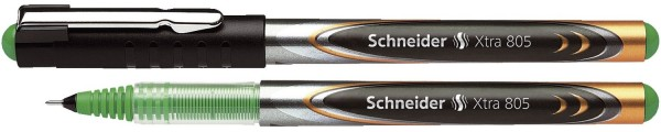 Schneider Tintenroller Xtra 805 - 0,5 mm, grün