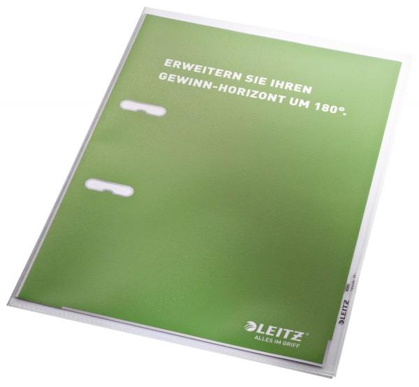 Leitz 4060 Standard Sichthülle A4 PP-Folie, genarbt, 0,17 mm