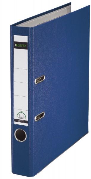 Leitz 1015 Ordner Plastik - A4, 52 mm, blau