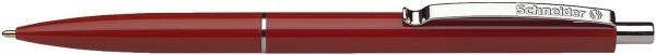 Schneider Druckkugelschreiber K15 - M, rot (dokumentenecht)