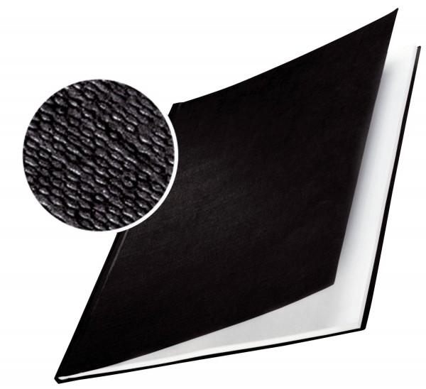 Leitz 7390 Bindemappe impressBIND - Hard Cover, A4, 3,5 mm, 10 Stück, schwarz