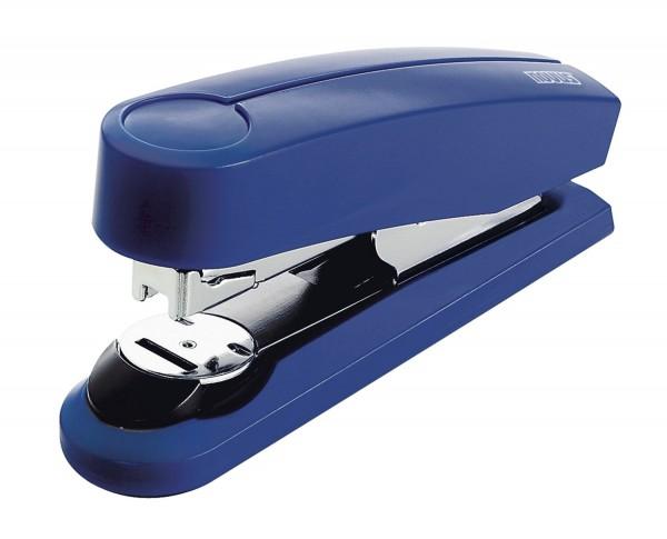 Novus® Heftgerät (Büro) NOVUS B 4 FC blau, 50 Blatt, 60 mm, blau