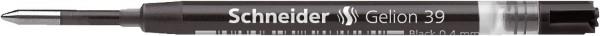 Schneider Gel-Tintenrollermine Gelion 39 - 0,4 mm, schwarz