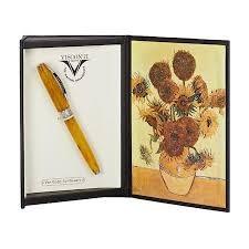 Visconti VAN GOGH Füllhalter Sunflowers