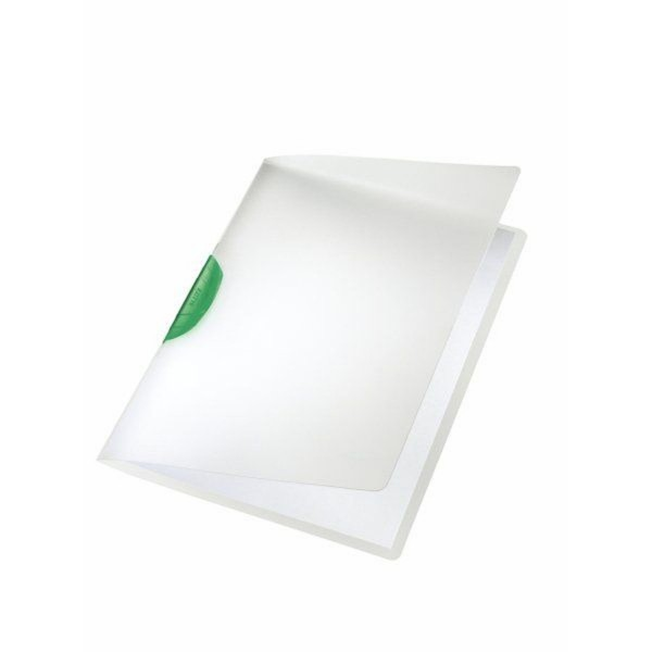 Leitz 4175 Klemmmappe ColorClip, A4, PP, grün