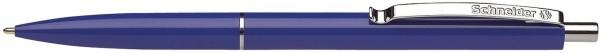 Schneider Druckkugelschreiber K15 - M, blau (dokumentenecht)
