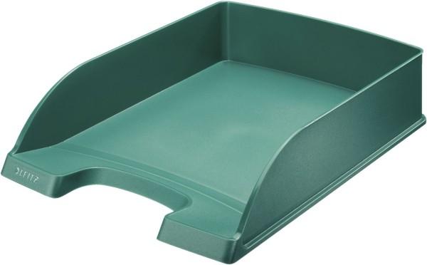Leitz 5227 Briefkorb Standard Plus, A4, Polystyrol, grün
