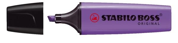 Stabilo® Textmarker BOSS® ORIGINAL - lavendel