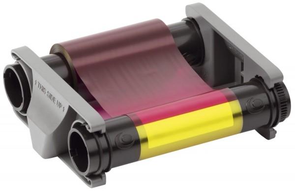 Durable Farbband YMCKO - mehrfarbig