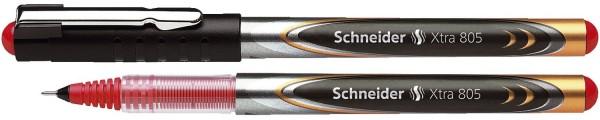 Schneider Tintenroller Xtra 805 - 0,5 mm, rot