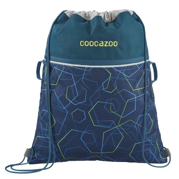 "Coocazoo Sportbeutel ""RocketPocket2"", Laserbeam blue"