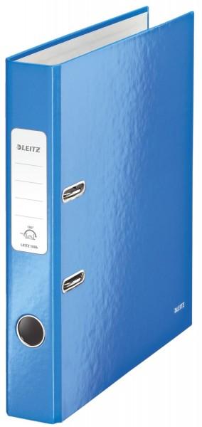 Leitz 1006 Ordner WOW A4 - 50 mm, blau metallic