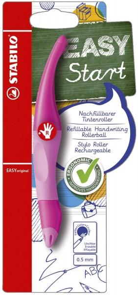 Stabilo® EASYoriginal - ergonomischer Tintenroller, pink hell/dunkel