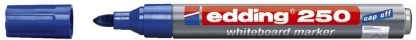 Edding 250 Boardmarker - nachfüllbar, 1,5 - 3 mm, blau