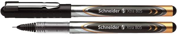 Schneider Tintenroller Xtra 805 - 0,5 mm, schwarz