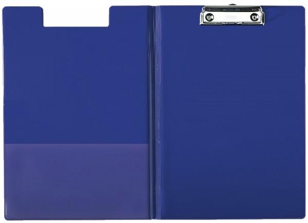 Leitz 3960 Klemm-Mappe - blau