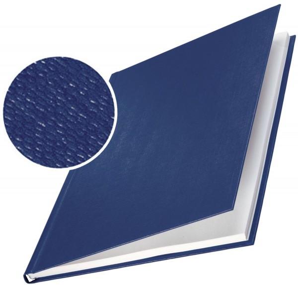 Leitz 7391 Bindemappe impressBIND - Hard Cover, A4, 7 mm, 10 Stück, blau
