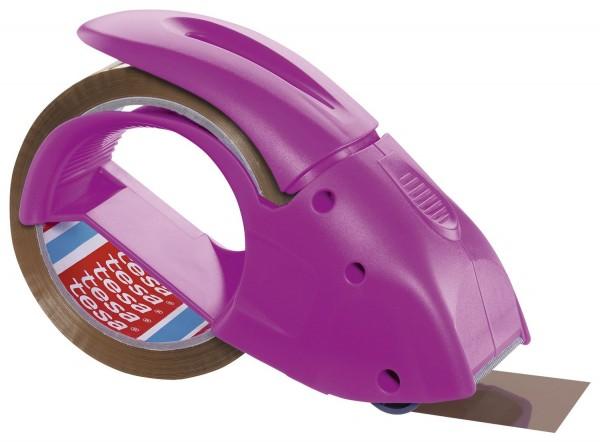 tesa® Packbandabroller Pack'n Go - pink, inkl. Packband