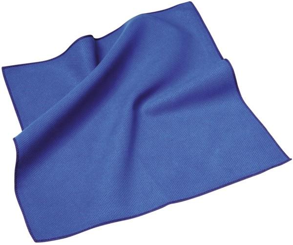 SIGEL Delta-Mikrofasertuch, blau, 1 Stück