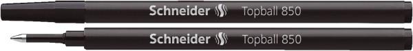 Schneider Tintenrollermine Topball 850 - 0,5 mm, schwarz