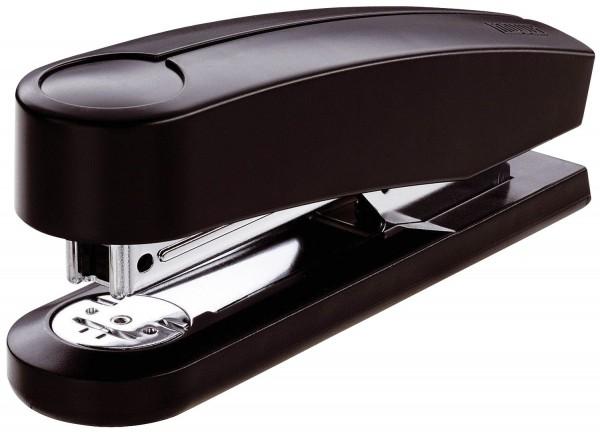 Novus® Heftgerät (Büro) B3 - schwarz, 30 Blatt, 65 mm, schwarz