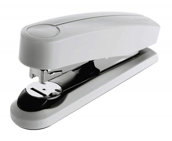 Novus® Heftgerät (Büro) NOVUS B 4 FC grau, 50 Blatt, 60 mm, grau